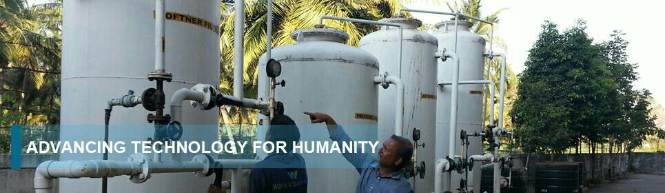 Waste Water Treatment Plant In Chennai. - by W&WW Technologies, Chennai
