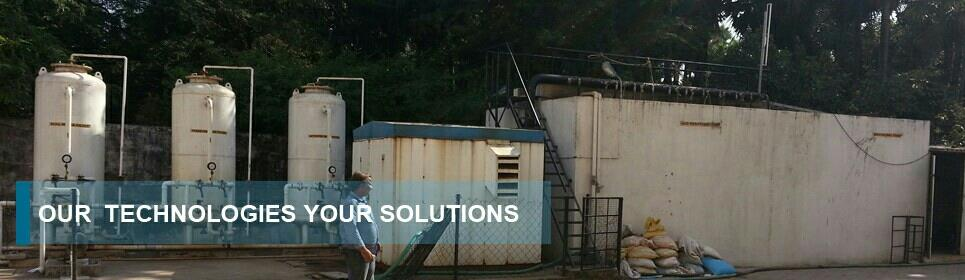 Sewage Treatment Plant In Chennai - by W&WW Technologies, Chennai