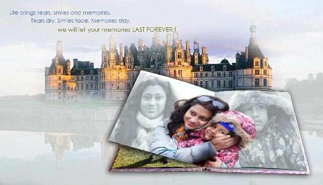 Exclusive photo album for special occasion of life  - by Artzzin, Kolkata