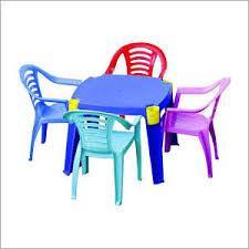 job work of making plastic chair in rajkot  - by K D Polytech, Rajkot