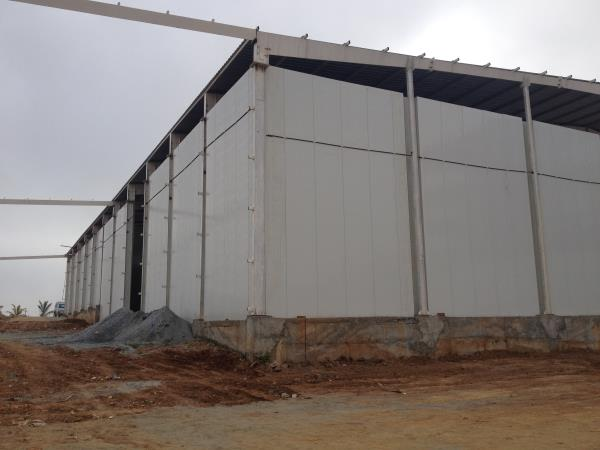 Cold Storage Manufactures in Chennai  Frostec Solution are the Suppliers of Puff Panels, Refrigeration Units in chennai  - by Frostec Solutions, Chennai