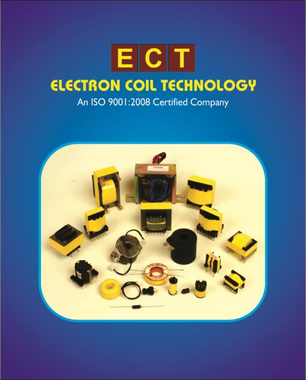 Switch Mode Power Supply Transformer - by Electron Coil Technology, Chennai