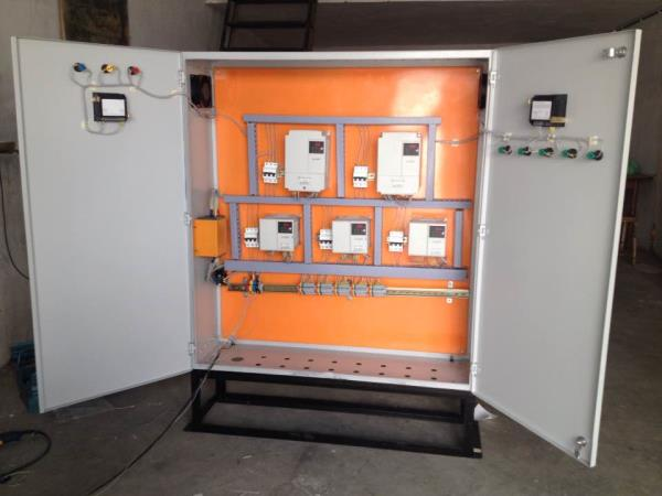 Ac Drive  Base  Control panel.   - by Spark Automation, Ahmedabad