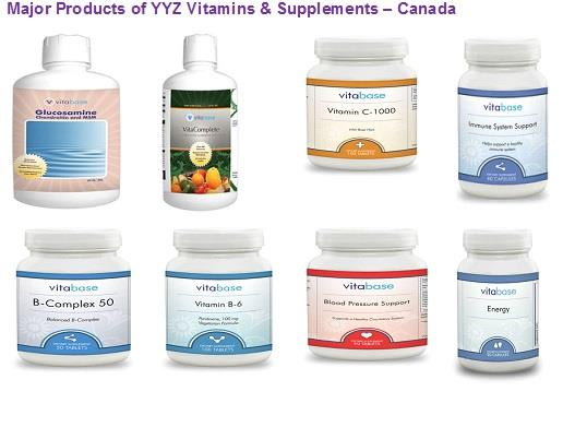 YYZ Vitamins & Supplements – Canada Your one stop Shop for natural herbal products -  Extremely required for Healthy Life! Tripleclicks' Seller /  ECA All our products are manufactured within the USA. This is a vital importance for the qual - by Remote Network Marketing, Vadodara