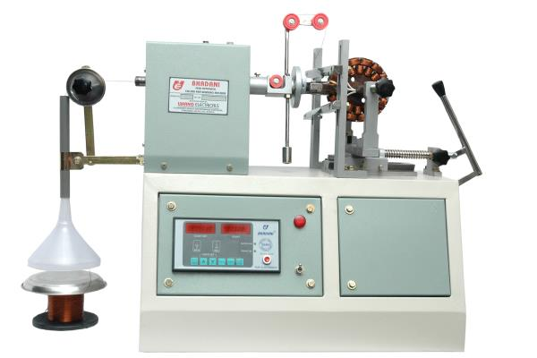 armature winding machine, ceiling fan winding machine, stator winding machine, ceilingfan winding machine, dynamic balancing machine, coil winding machine, motor coil winding machine, spot welding machine, papper forming and cutting amchine - by Umang Electricals, Ahmedabad