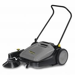 Vacuum Sweepers (KM 70/20 C)  KÄRCHER's KM 70/20 C offers a fast and convenient alternative to broom sweeping. The machine features a 20 litre waste container, adjustable roller brush and a side brush for edges, and is light and easy to use - by K.P & Company, Jalandhar