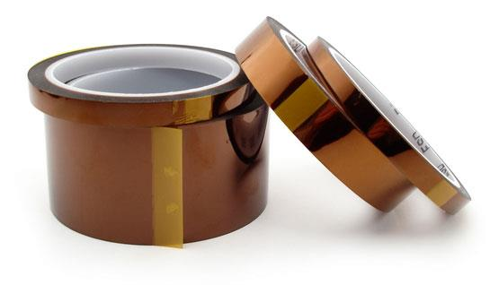 Polyimide Tapes Polyimide tapes or High Temperature Tape which are widely required in many electricity related tasks in all industries where high temperature or voltage is concerned. These polyimide tapes are highly resistant to heat and th - by Jonson Tapes LTD., New Delhi