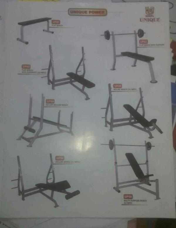 plz contact for gym equipment - by Unique Gym Equipment Pvt Ltd , Ahmedabad