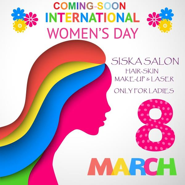 Special Offer ... Coming Soon - by Siska Salon, Mumbai