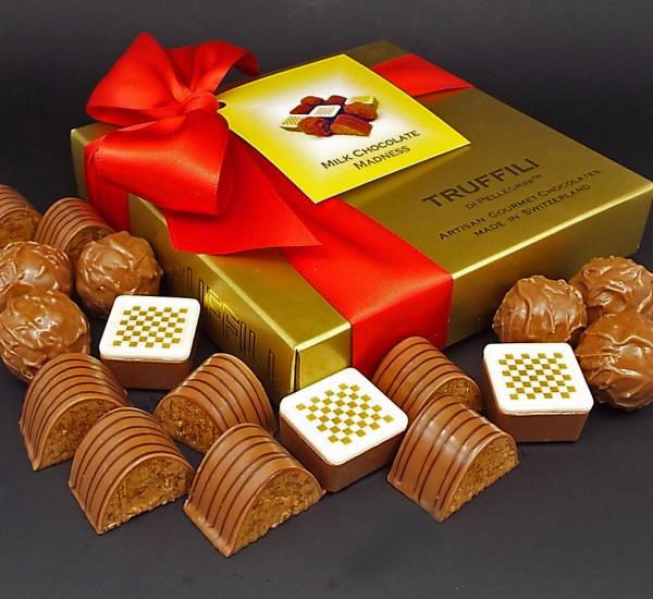"We are Famous for selling only the Finest Collection of ""Imported Gourmet Chocolates"".  - by Imported Chocolates 
