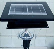"""Solar Garden Light in Ludhiana  """"Let the world focus its constant attention at the centre of the planetary system where the sun, the supreme power of the universe resides"""".  Solar Garden Illuminating system can dramatically enhance the beau - by Easy Photovoltech Pvt Ltd, Ludhiana"""