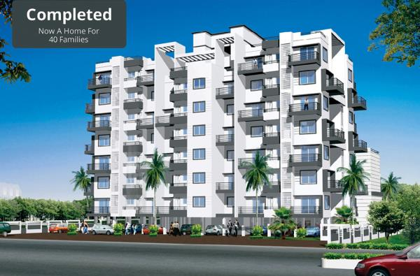 2 BHK Flat at Ravet in budget price. - by JJ PROMOTERS, Pune