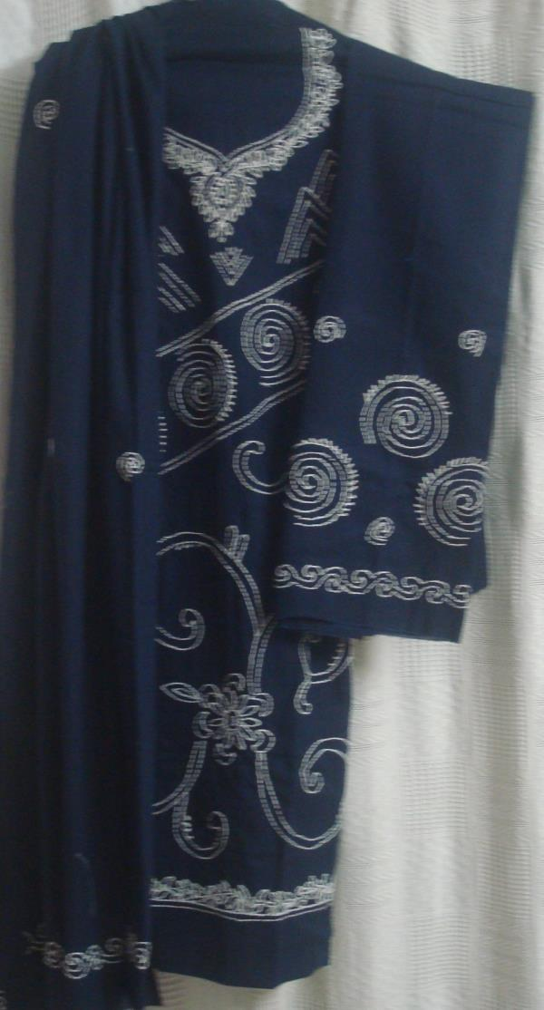 Hand Embroidery work - by Indus Collections, Pune