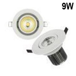 COB Lights  With the inclusion of advanced technical knowledge in all our processes, we are engaged in manufacturing and supplying a broad assortment of COB Light.  Specification:      Power capacity- 9W   Application:      Airport, Bathroo - by Classic Technology, Ludhiana