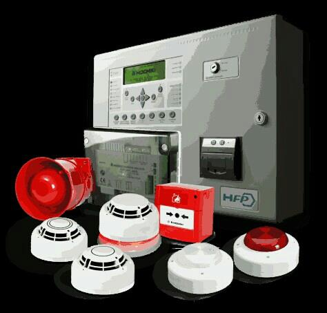Fire Alarm Systems Services In Kolathur - by HITECH  SOLUTIONS 9543334343, Chennai