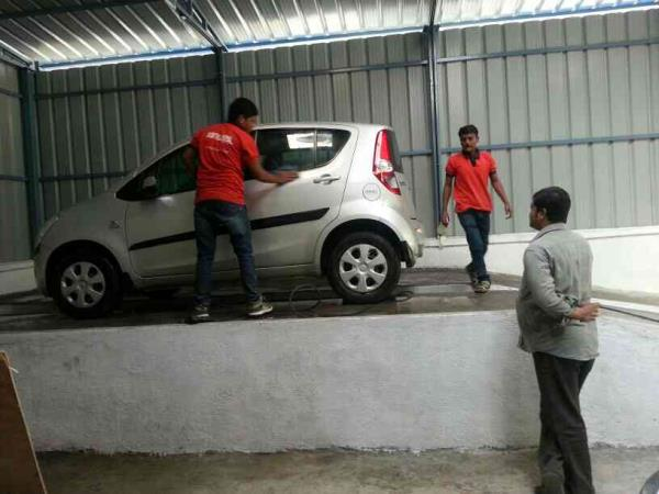 Best car wash center in pune.  - by AURA AUTOZ SPA, Pune