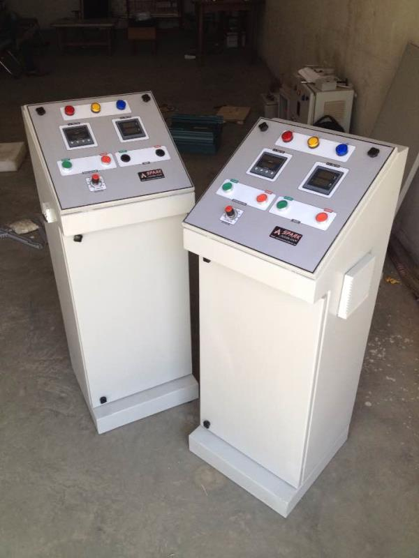 Slitter machine  Control panel.  - by Spark Automation, Ahmedabad