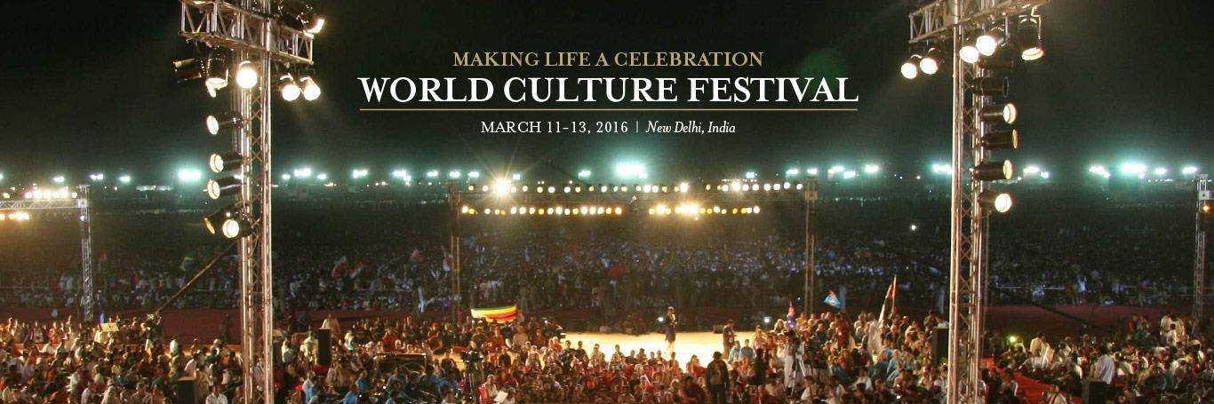 The World Culture Festival  After 25 years by The Art of Living in humanity and human values, we call to celebrate The World Culture Festival 2016. This festival will celebrate the diversity of culture India have with lots of cultural progr - by Tree Trunk Travel Pvt Ltd, New Delhi