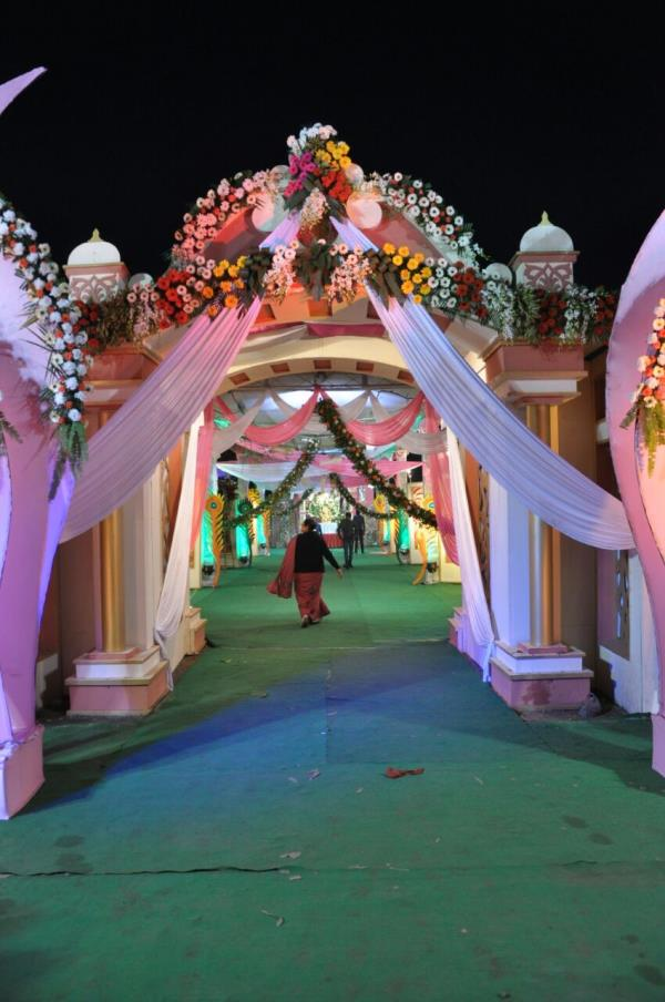 Gate  - by Happy Wedding Planner, Dholpur