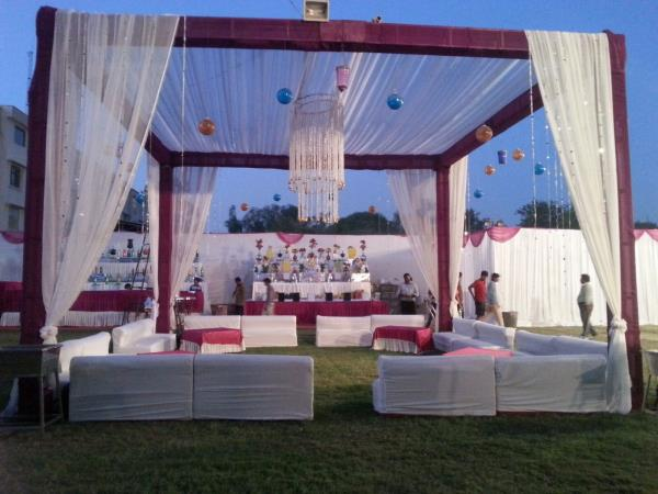 Siting - by Happy Wedding Planner, Dholpur