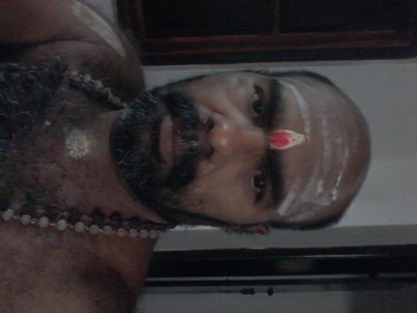 P.P Unnikrishnan vaidyan - by Athreya Madom Vedic Centre, Thrissur