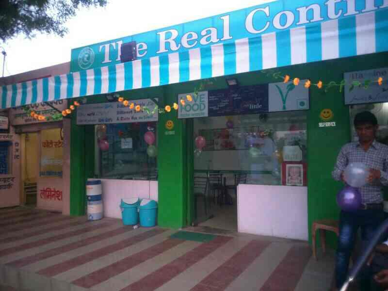 The Best Restaurant in Town.... - by The Real Continental, Ajmer
