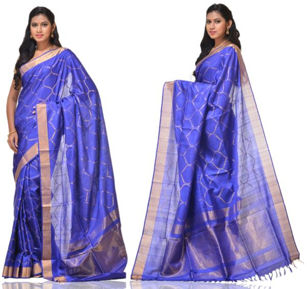 Price: - 15500/-   Uppada presents new collection of uppada sarees, uppada cotton silk sarees, uppada silk sarees, uppada silk sarees. Sign up now for E-book you will be updated with latest collection of ethnic verities. For More Info Click - by Paithani, Hyderabad