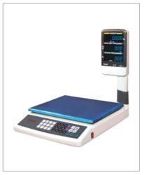 Price Computing Scale  Item Code: DS-75PC To meet the diversified requirements of our prestigious clients, we are engaged in trading and supplying optimum quality Price Computing Scale. Manufactured using the best quality components and sop - by Accurate Weighing Systems, Ludhiana