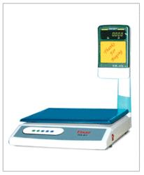 Retail Counter Scale  Item Code: DS-65 As an eminent enterprise, we are trading and supplying highly efficient Retail Counter Scale to our clients. In compliance with international quality standards, our offered weighing scale is designed a - by Accurate Weighing Systems, Ludhiana