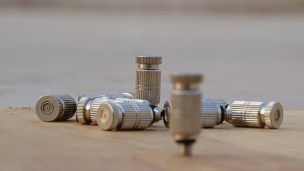 Anti Drip Misting Nozzles - by Ashirwad Engicast, Rajkot