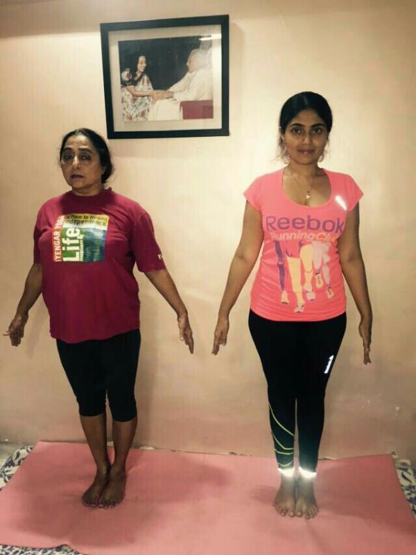 Best Yoga Classes in Andheri, Mumbai - by Nirmal Iyengar Yoga, Mumbai