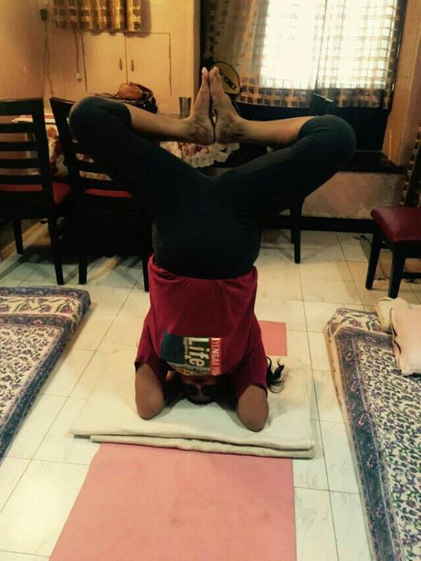 Best Yoga Training Centers in Seven Bungalows Andheri, Mumbai - by Nirmal Iyengar Yoga, Mumbai