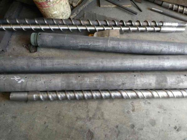 we are leading manufacturer of screw barrel , twin screw barrel in Ahmedabad. - by HydroTech, Ahmedabad