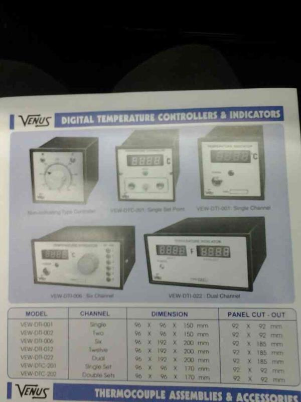 digital temperature controllers and indicators suppler in bihar - by Eros Commercial  Corporation, Kolkata