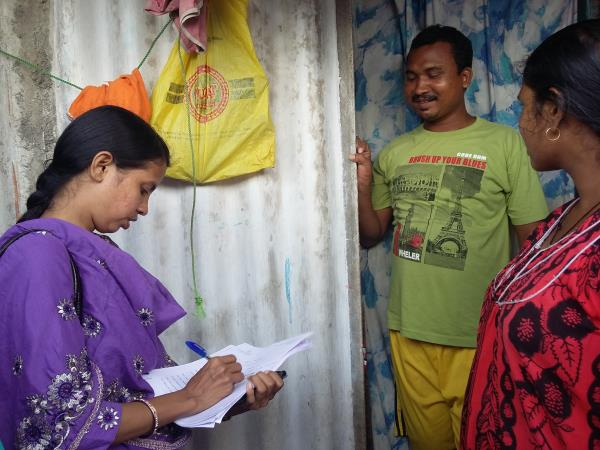 Survey of female maids-cooks, care takers, house hold work etc in Mumbai - by Abhiyan, Mumbai
