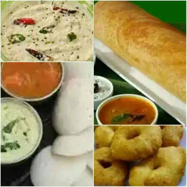 Tomorrow starting one month course (11am to 2pm), , , learn to make delicious South Indian dishes :-  contents of the class dosa, , , , idly, , , , uttapam, , , , vada, , , , , dahi bhala, , , , , , potato masala, , , , , mithi chutney, , , - by Gauri creation, New Delhi