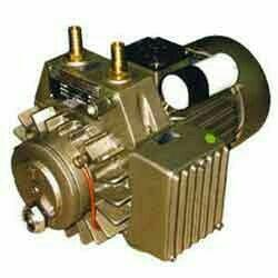Milk vacuum pumps  - by Shreeji Engineering, Ahmadabad