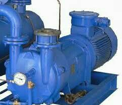 Monoblock water  ring vacuum pumps  - by Shreeji Engineering, Ahmadabad