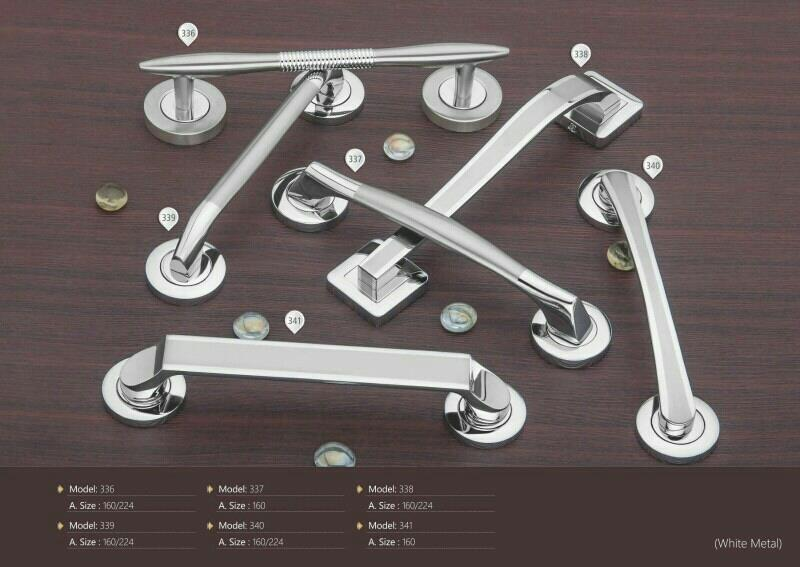 main door hendal - by Yogi Industries, Rajkot