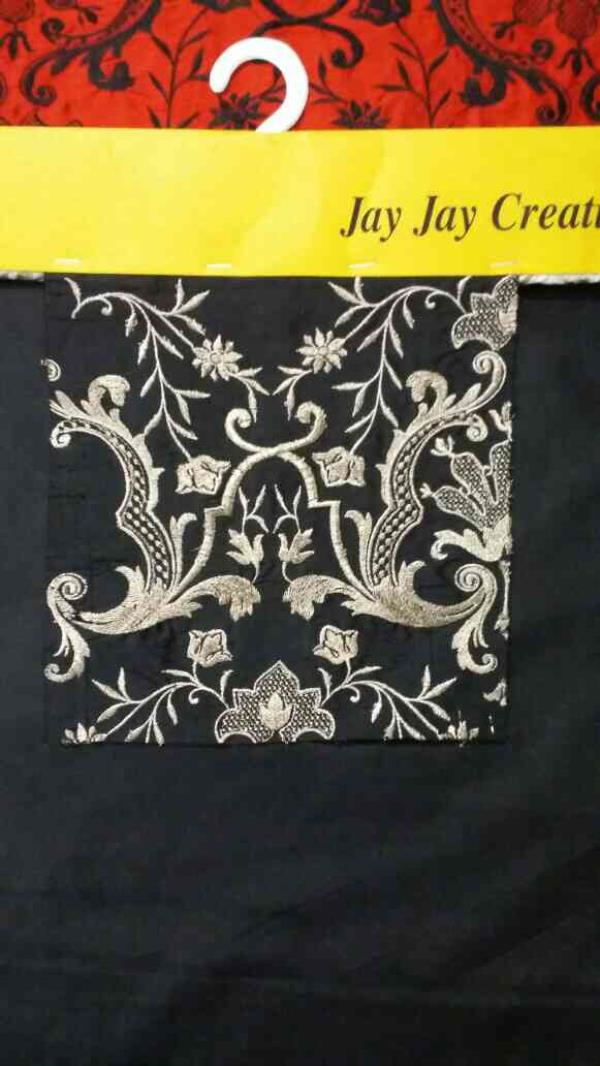 High Fashion Embroidery design - by Jay Jay Creations, Kolkata