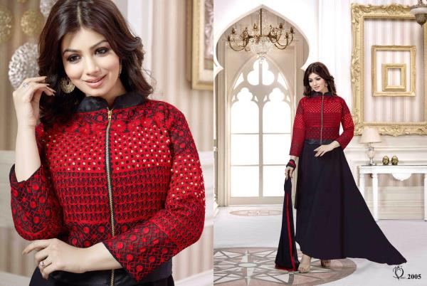 Roles Vol. 2 Singles/Full Catalogue Available , Design : 04 Fabric : Top - Semi Georgette, Inner Heavy Bottom - Santoon, Dupatta : Heavy Nazmin Book Your Singles To place an order or for details  email   prinacollection@gmail.com or  Whatsa - by PRINA COLLECTION (ONLINE ETHNIC WEAR), Surat