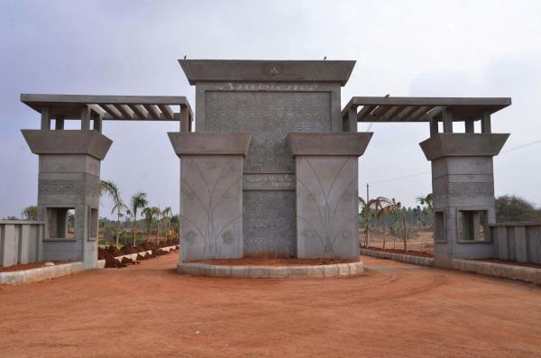 arch made - by Space Vision Group, Hyderabad