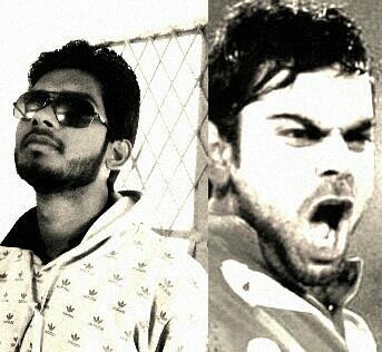 finally India won the Match  India Vs Pakistan  - by Abhimanyu, Gorakhpur