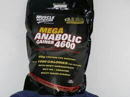 Mega anabolic gainer product . - by Anabolic Nutition, Beside Mahalaxmi Theatre Kothapet Hyderabad