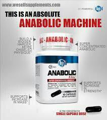 Anabolic machine - by Anabolic Nutition, Beside Mahalaxmi Theatre Kothapet Hyderabad