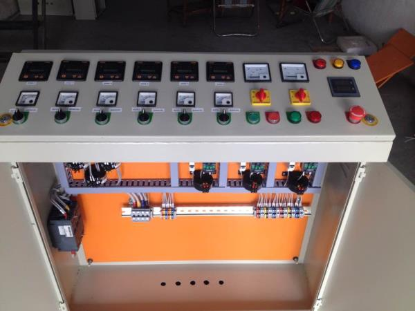 Extrusion machine  Control panel In  Ahmedabad  Gujarat  - by Spark Automation, Ahmedabad