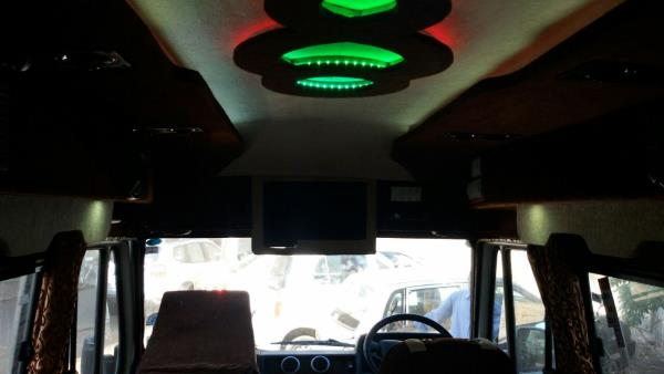 Tempo Traveller on Hire in Pune. - by Amruta Tours And Travels 9881132288, Pune