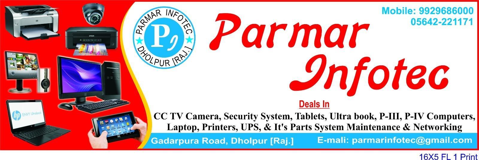 WWW.PARMARINFOTEC.COM - by Parmar Infotec, Dholpur