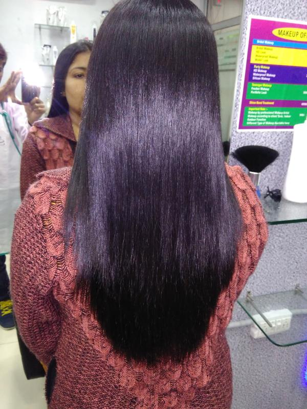 shine bond straight therapy - by Beauty Rules Salon ( House of Bride ), Kaithal