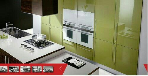Modular kitchen in Italic style - by Eagle Interior Works, Bengaluru